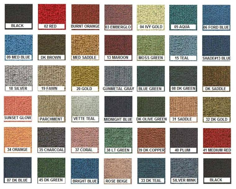 How To Choose Carpet Color For Your