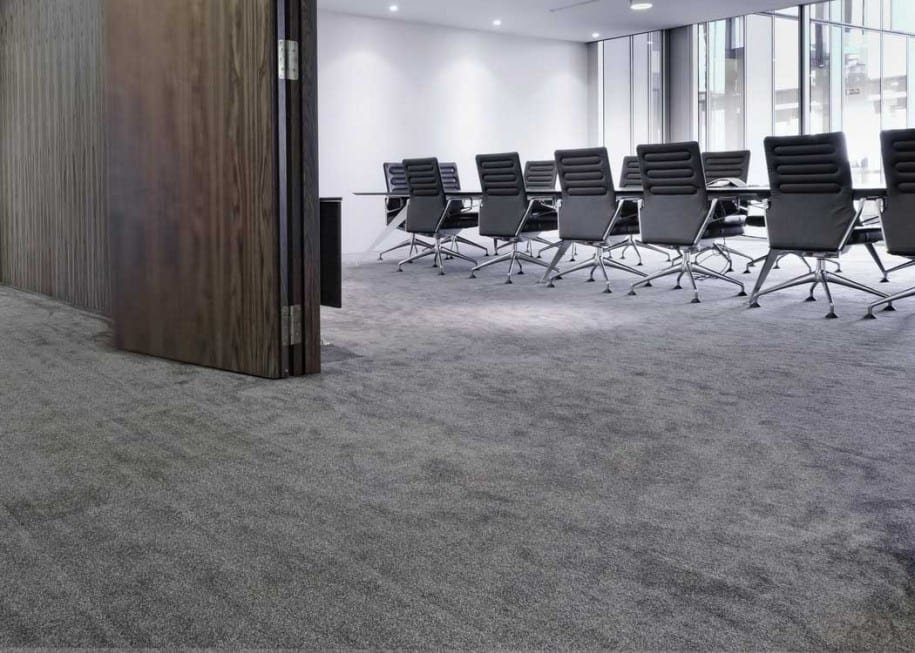 Choosing the right office carpet